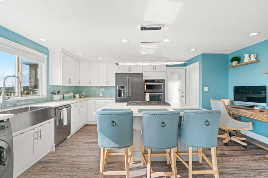 Top Colours for Painting Your Kitchen